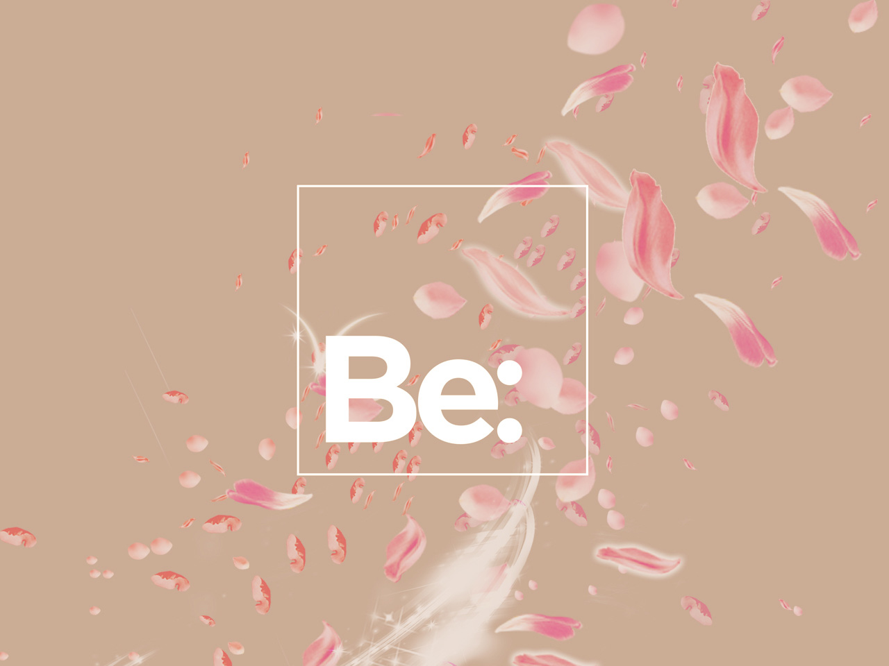 be bathrooms logo