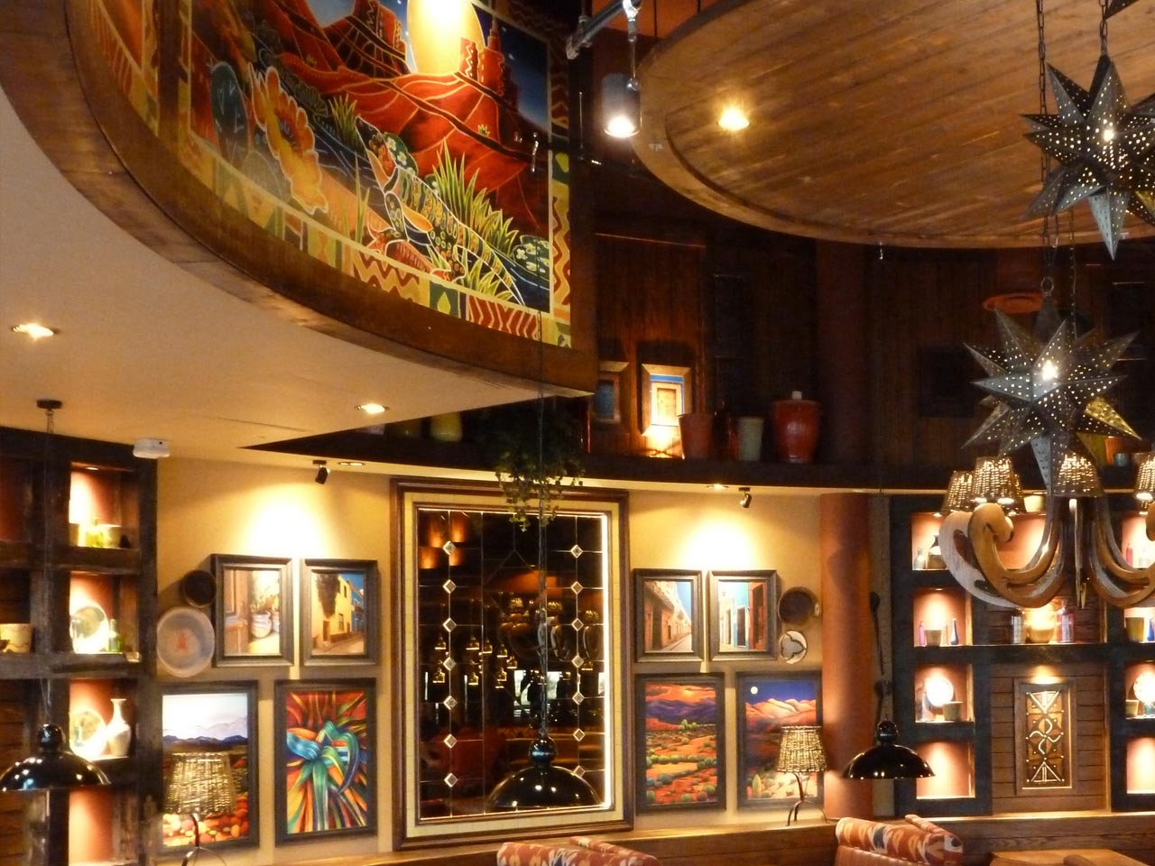 chiquito restaurants wall graphics