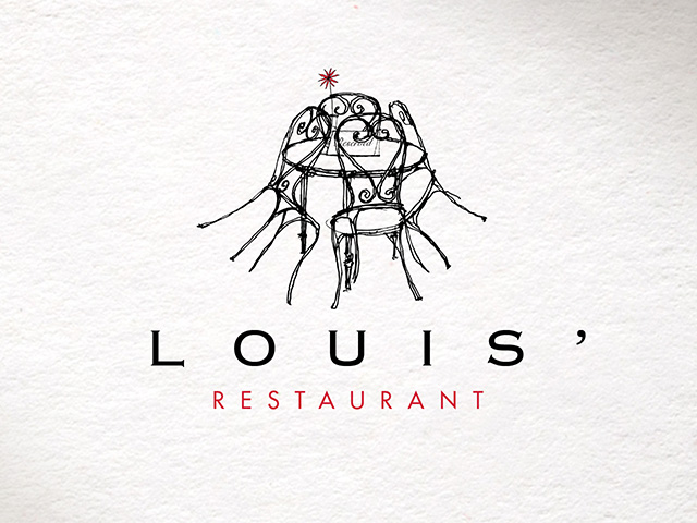 Louis' Restaurant logo