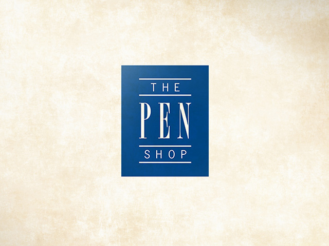 The Pen Shop logo
