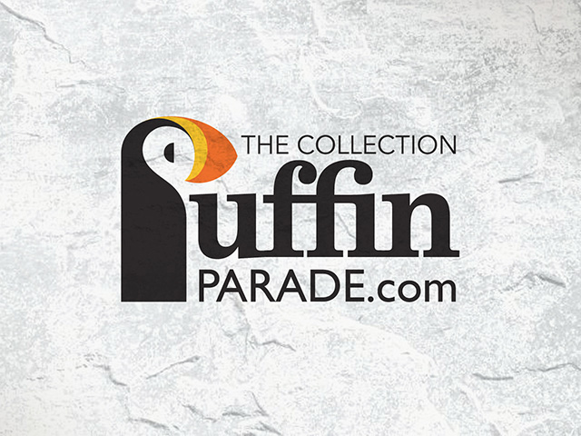 The Puffin Parade logo