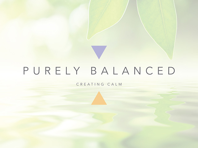 Purely Balanced logo