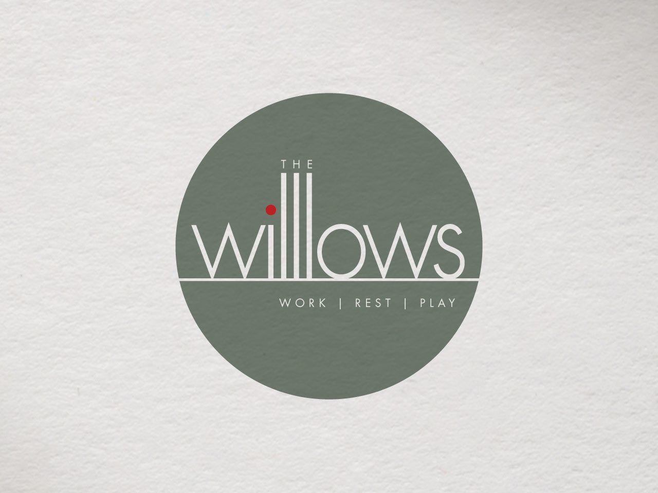 The Willows logo