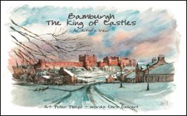 Bamburgh Castle Sketchbook