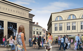 Penrith New Squares